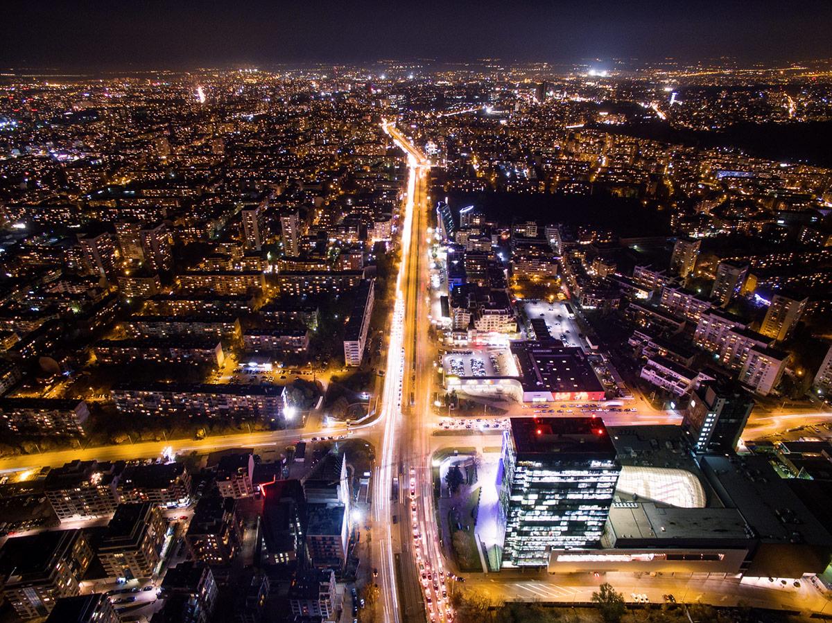 въздушна фотография