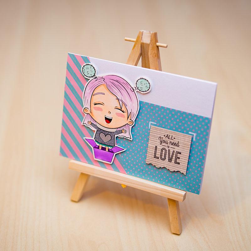 Ръчно изработени картички / Handmade cards