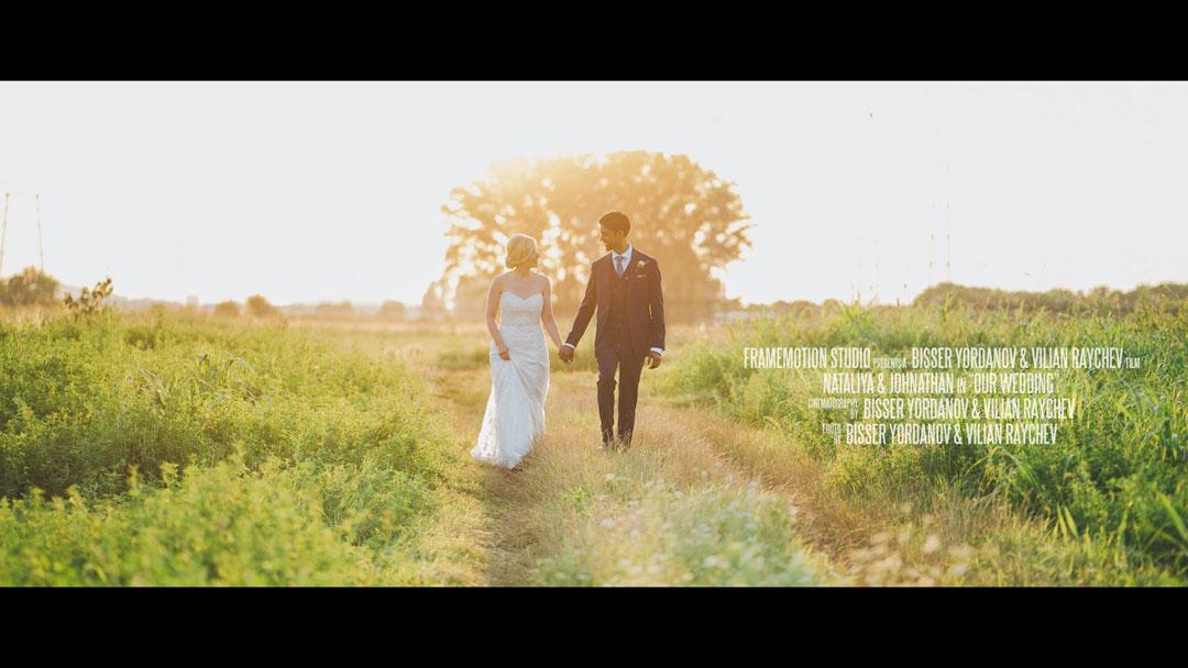 Wedding Video Nataliya & Johnathan